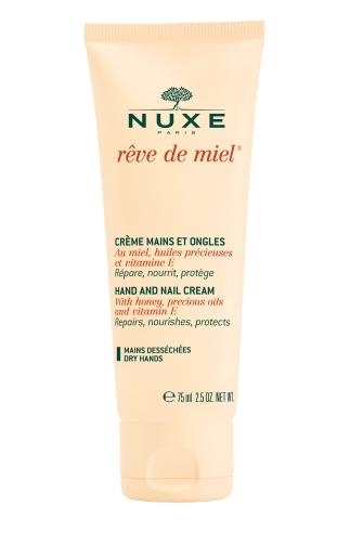 NUXE Reve De Miel hand & nail cream